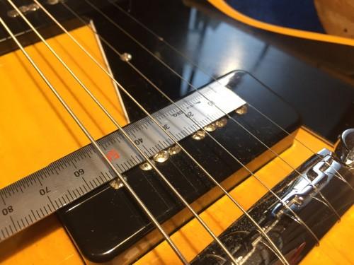 ポールピースのピッチ計測1