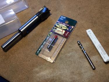 最近買った工具