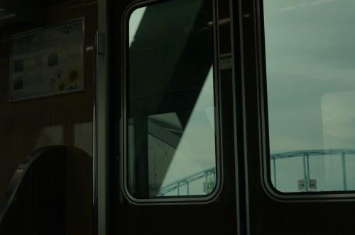 阪急電車内