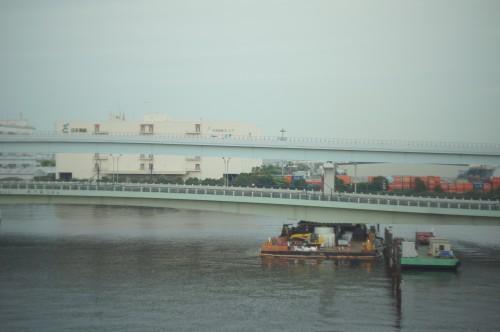 水の広場公園~夢の大橋