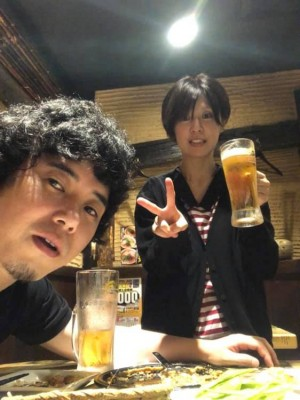 takacoさんと飲み会