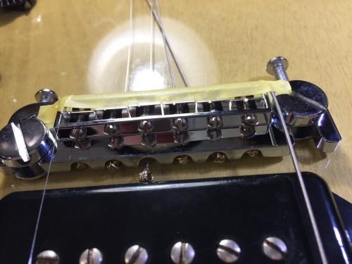弦溝の加工