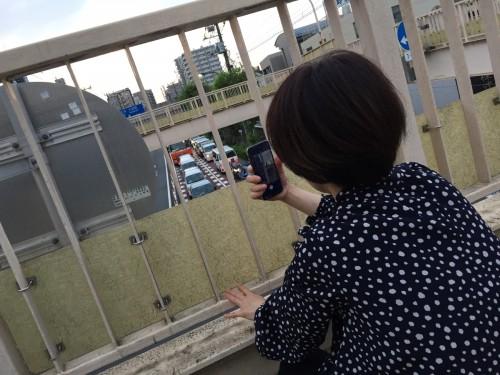 takacoさんとお散歩写真撮影