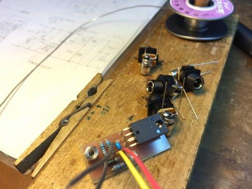 低電圧回路の製作