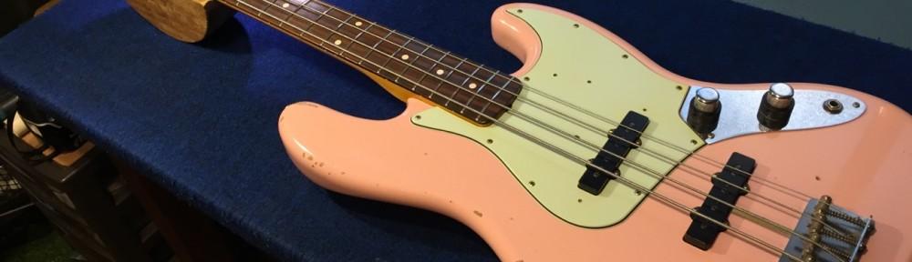 ピンクのレリックJB
