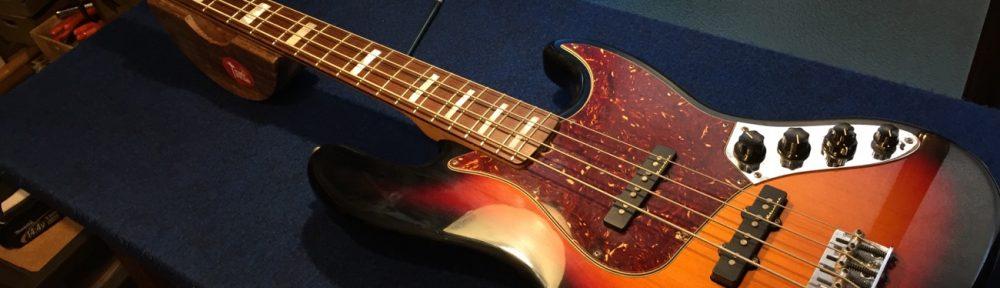 Custom Classic Jazz Bass